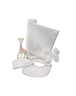 Mon trousseau de naissance So'pure Sophie la girafe