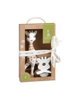 Coffret Sophie la girafe + Chewing rubber Sophie la girafe