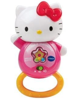 Hochet à merveilles Hello Kitty