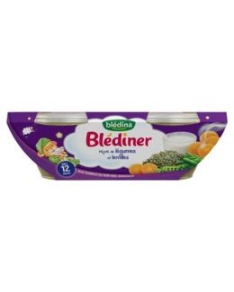 Blediner Bols, mijoté de légumes et lentilles