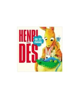 CD Henri Dès en 25 chansons