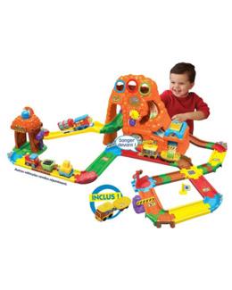 Tut Tut bolides -  Circuit Train Canyon Express