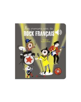 Livre Mes premiers airs de rock français