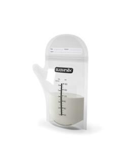 Sachets de stockage lait maternel Suavinex