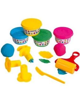 Coffret pâte à jouer et accessoires