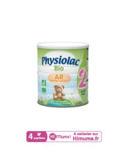 Lait Physiolac Bio AR 2