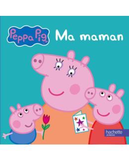 Livre Peppa Pig : Ma maman