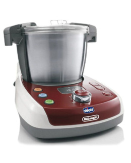 Robot cuiseur multifonctions Baby meal Delonghi et Chicco