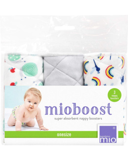 Mioboost (boosters pour couches lavables)