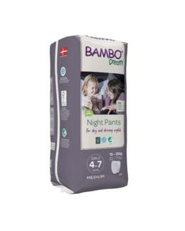 Culottes de nuit Bambo Dreamy Fille