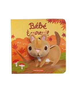 Livre Bébé écureuil
