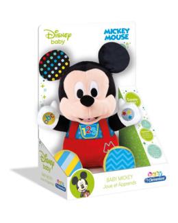 Peluche d'activités Baby Mickey