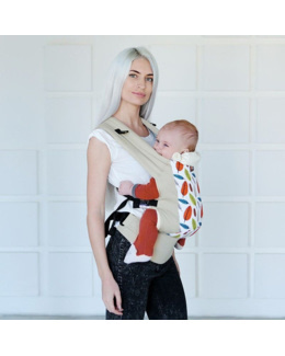 Porte-bébé physiologique Dlight