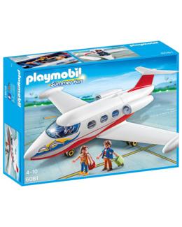 Playmobil Summer Fun - Avion de tourisme