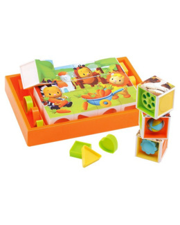 Cubes Cotoons