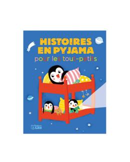Livre Histoires en pyjama pour les tout-petits