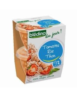 Bledina du jour frais - Thon tomate riz