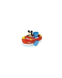 Le bateau d'activités Mickey