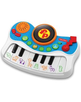 Piano musical studio