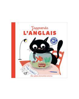 Livre Sonore J'apprends l'anglais