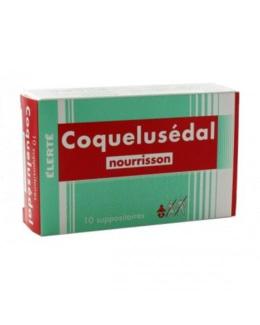 Suppositoires Coquelusedal nourrisson