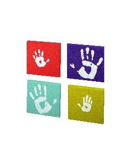 Tableaux Personnalisables Pop Art Print 4 couleurs