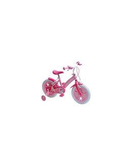 Vélo Barbie 14 pouces