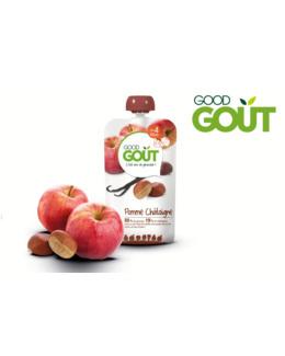 Gourde Pomme Châtaigne