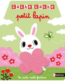 Livre Cache-cache petit lapin