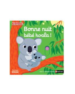 Livre Bonne nuit bébé koala ! - Kididoc