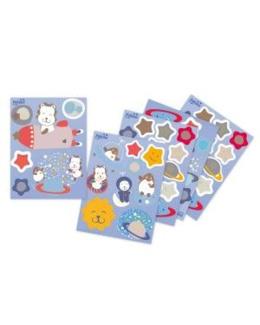 Stickers phosphorescents