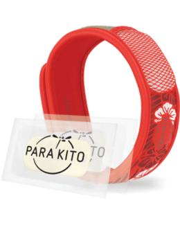 Bracelet rechargeable anti-moustiques