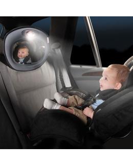 Miroir musical de voiture