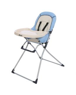 Chaise haute Mac Baby de luxe