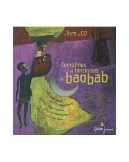 Livre-CD Comptines et berceuses du baobab