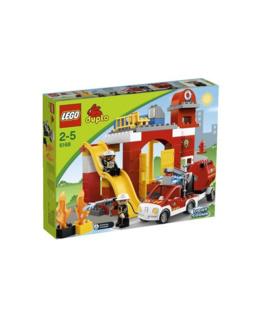 Duplo - La caserne des pompiers