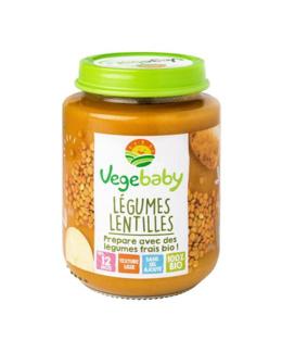 Pot Légumes Lentilles