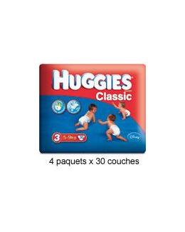 HUGGIES Classic 5/9 kg