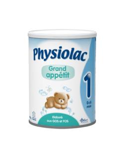 Lait Physiolac Grand Appétit 1