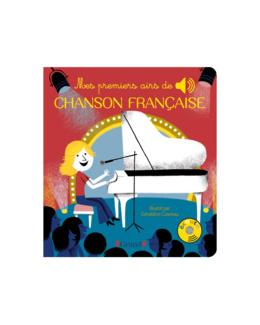 Livre Mes premiers airs de chanson française