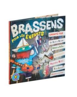 Livre-CD Brassens pour les enfants