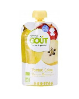Gourde fruit Pomme Coing
