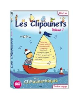 DVD Ma clipounethèque Volume 1