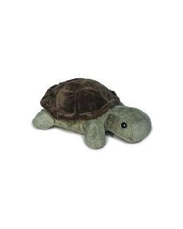 Peluche bouillotte tortue avec poche de gel