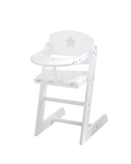 Chaise haute pour poupées