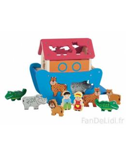 Arche de Noé en bois Playtive