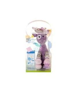 Arthur et Lola Parfum + girafe rose