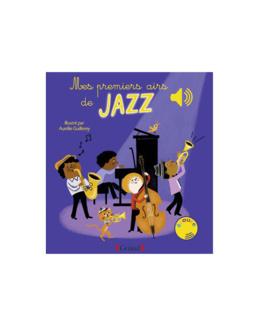 Livre Mes premiers airs de Jazz