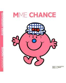 Livre Madame Chance