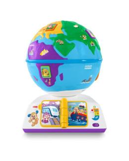 Globe terrestre de Puppy
